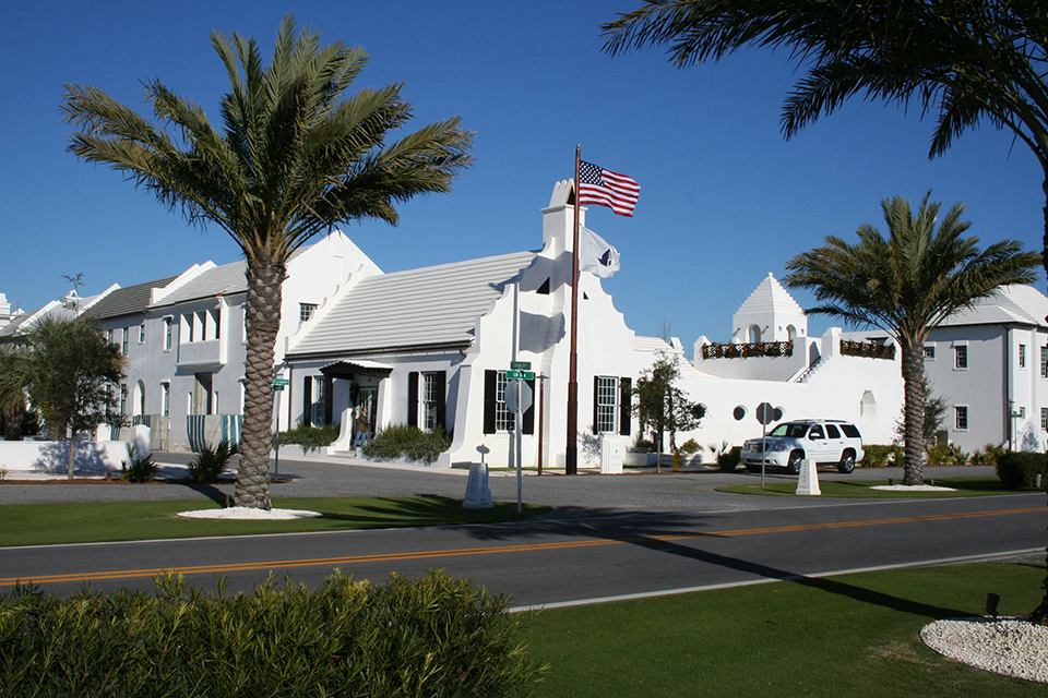 Alys Beach Sales Center-Exterior