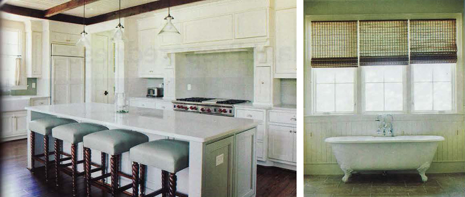 McNamara-Saunders Bridge House-Interior-kitchen-bath