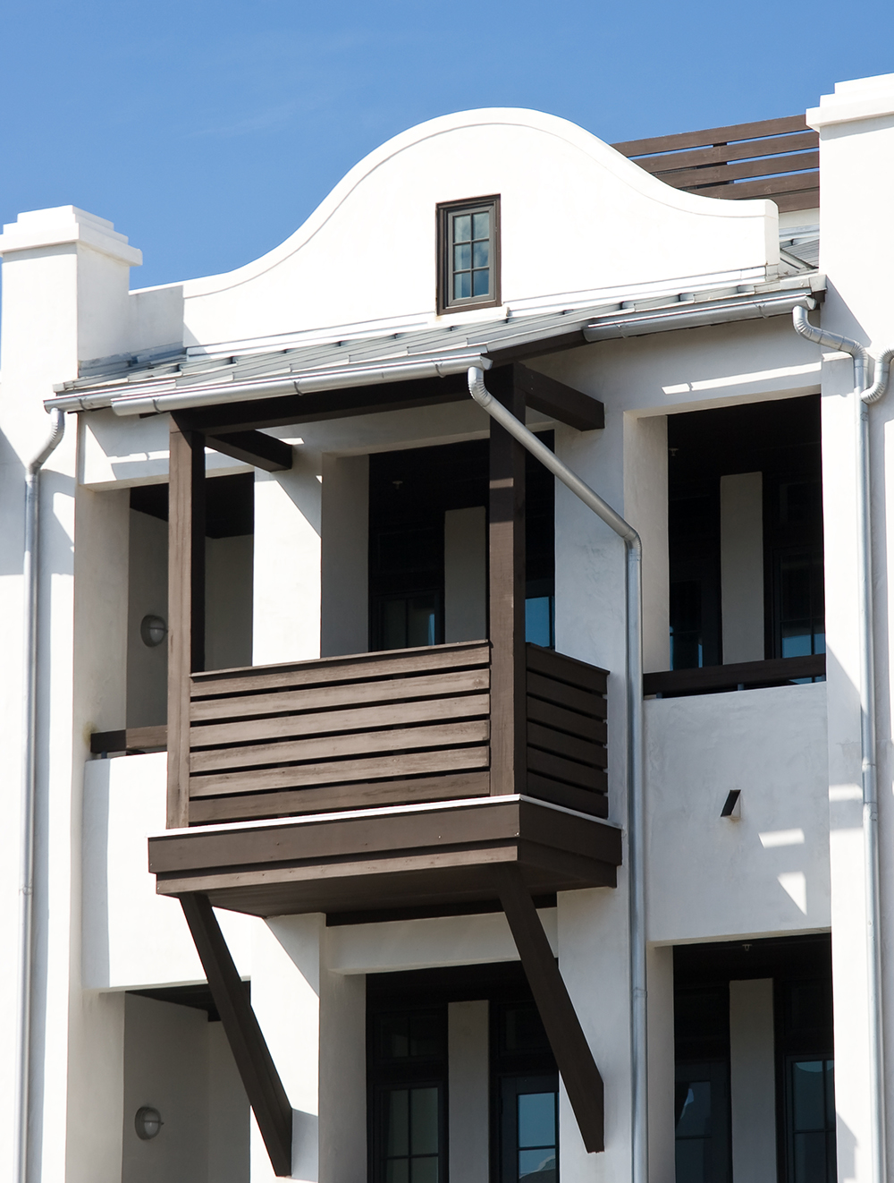 McNamara-Rosemary Beach-Tabby Lofts-Exterior-Parapet