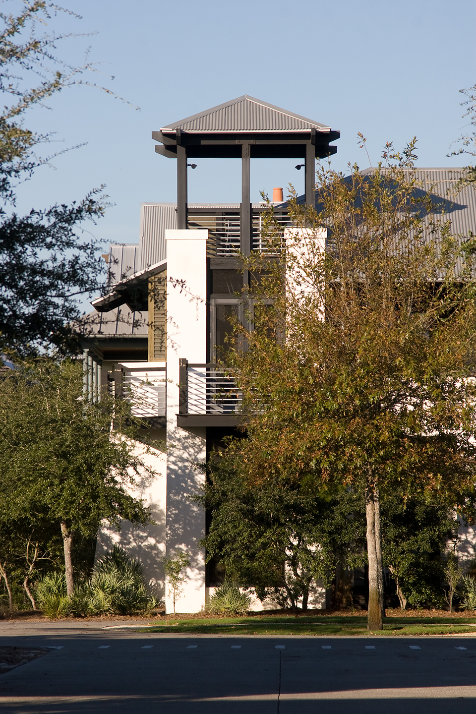 McNamara-Rosemary Beach-Bridgetown Avenue House-Exterior-Tower