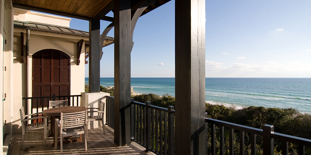 McNamara-Rosemary Beach House-North Spanish Town Court-Exterior-Gulf