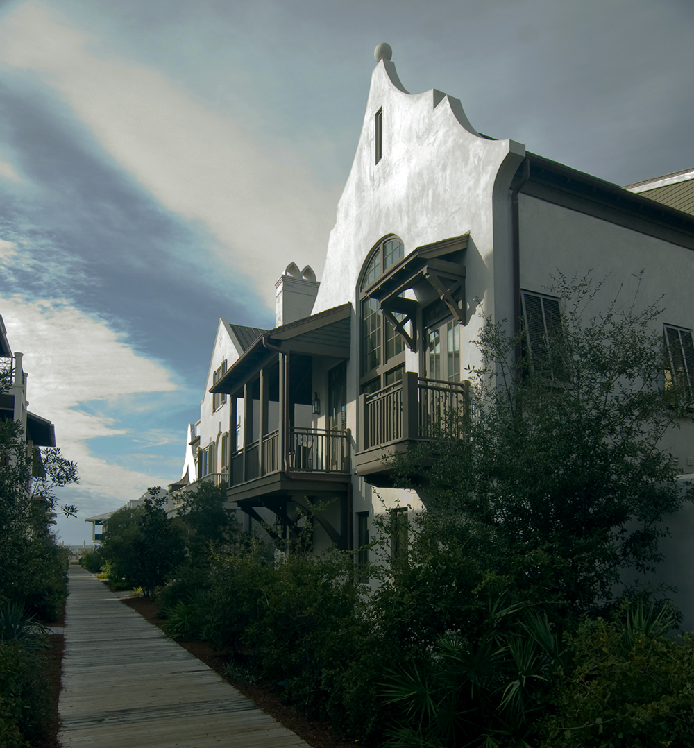 McNamara-Rosemary Beach House-North Spanish Town-Exterior-Boardwalk