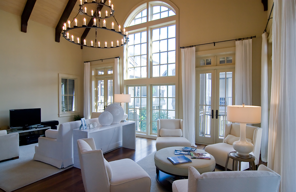 McNamara-Rosemary Beach House-North Spanish Town-Interior-Living-1